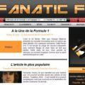Fanatic F1, toutes les inforations sur les courses F1