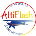 Altiflash - Baptême de l'air ULM
