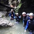 Eskaleo canyoning